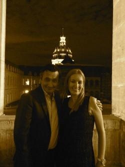with DrAllouche Paris 2014